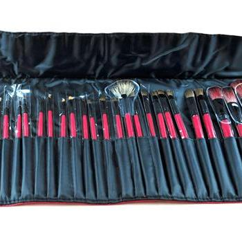 30Pcs Pro Red&Black Deluxe Mineral ..