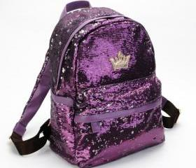 Fashion Shiny Purple..